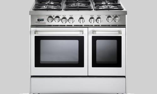 90cm double oven
