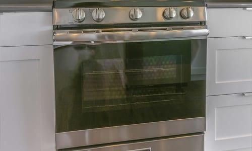 90cm single oven